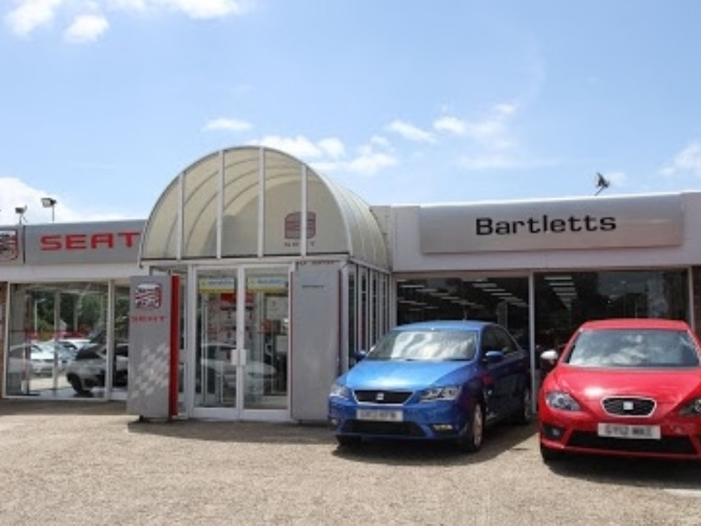 Bartletts SEAT - SEAT Dealership in St Leonards-on-Sea