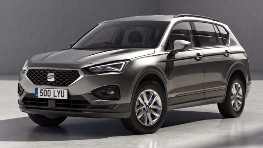 SEAT Tarraco Voted Best Large SUV