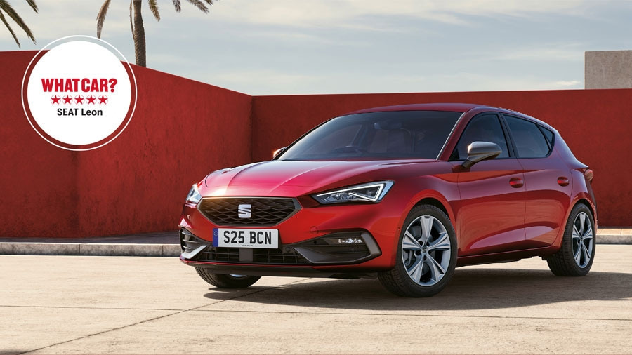 The New SEAT Leon Receives 5 Star WhatCar Review