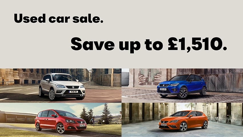 Used Car Offer