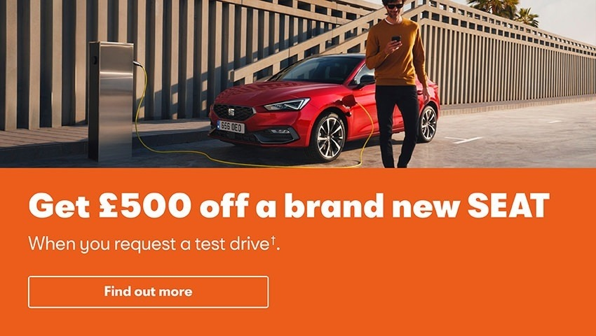 SEAT  Event Offer