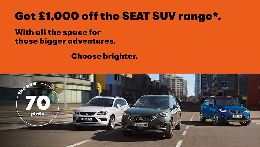 SEAT Summer SUV Event
