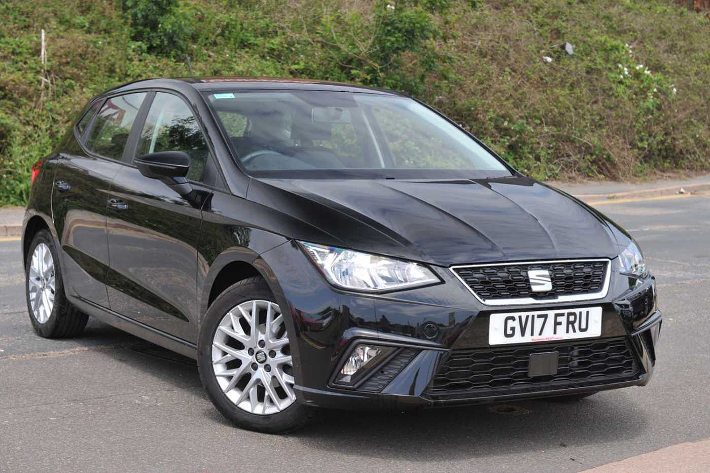Used Seat Ibiza Cars For Sale Bartletts Seat